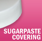 Covering a Cake with Sugarpaste - how to
