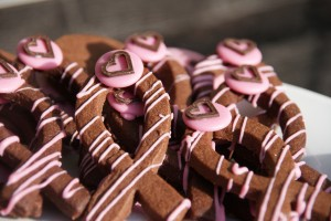 Chocolate Biscuits for Breakthrough Breast Cancer