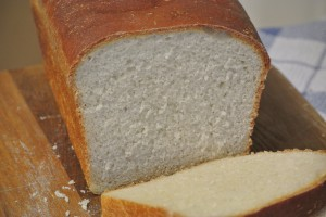 How to make a basic White Loaf