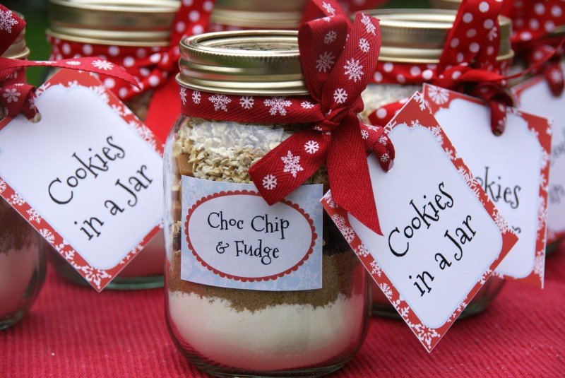 Day 5 Cookies In A Jar Baking Recipes And Tutorials The Pink Whisk