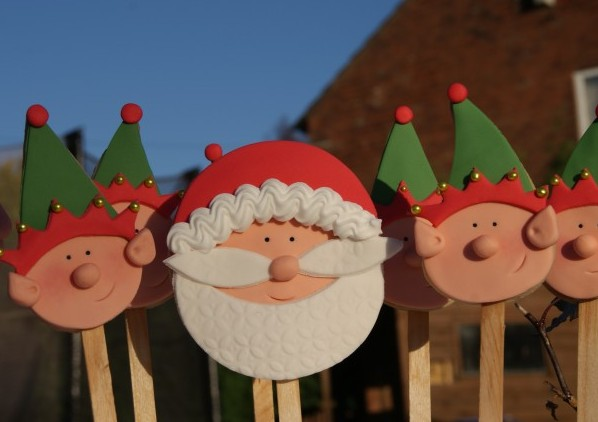 Day 2 Elf Cookie Lollies Baking Recipes And Tutorials The