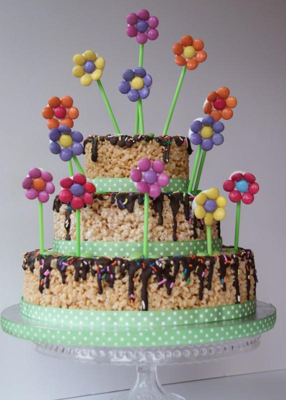 Easiest Celebration Cake Ever