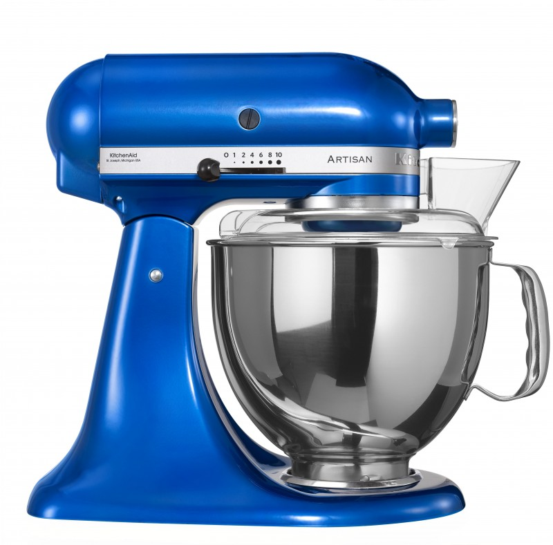 Electric Blue Stand Mixer (5)