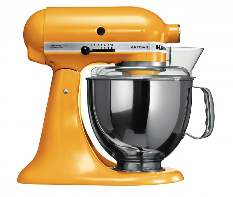 Yellow Pepper Stand Mixer (5)
