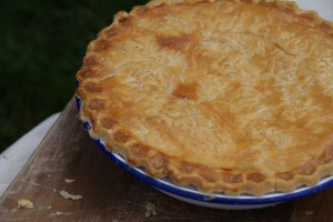 Cheese & Onion Pie 051