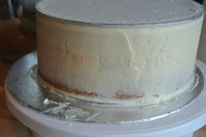 Vanilla Layer Celebration Cake 042
