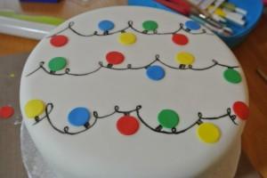 Christmas Cakes 009