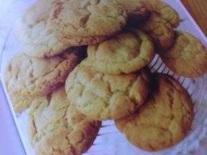 Momma's Cornish ginger fairings