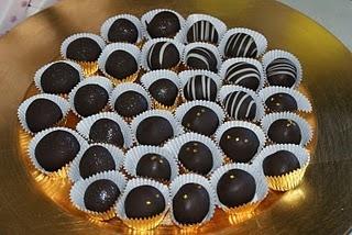 Ruth's Chocolate Truffles