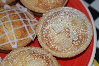 Christmas Bakewell Tarts
